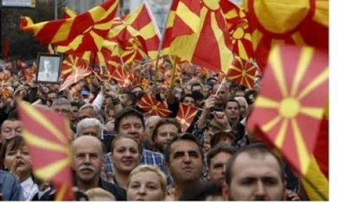 Δημοσκόπηση: Στα ύψη ο εθνικισμός στα Σκόπια
