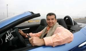 Γιώργος Λιάγκας: Όλη η αλήθεια σχετικά με τη φωτιά στο αυτοκίνητό του - Δείτε τι είπε (φωτο)