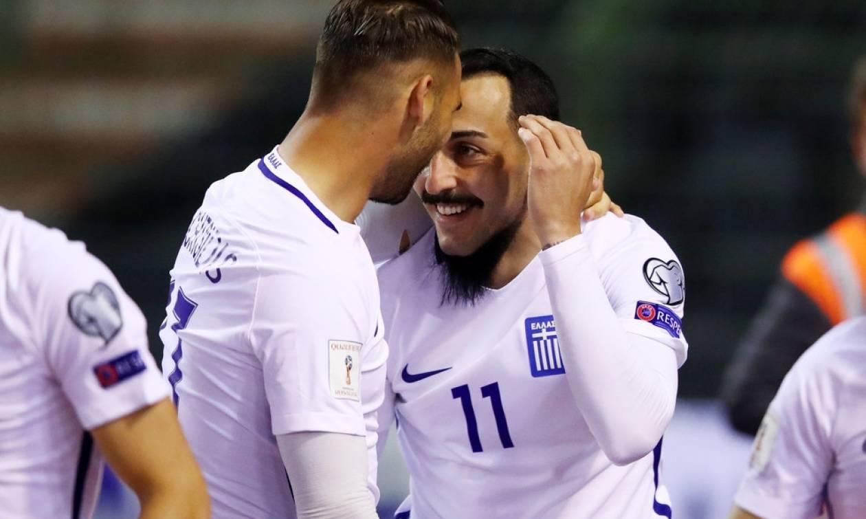 Βέλγιο - Ελλάδα 1-1: Με τέτοια... διαπραγμάτευση περνάμε!