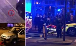 Νέος πανικός στο Λονδίνο: Άνδρες με μαχαίρια έριξαν το αυτοκίνητό τους πάνω σε πεζούς (pics+vid)
