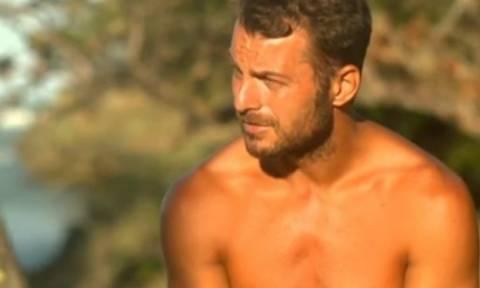 Survivor: Οταν ο Ντάνος φορούσε την ερυθρόλευκη φανέλα... (photo)