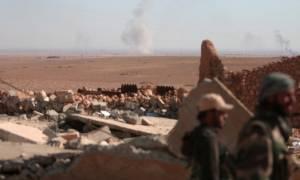 Συρία: Τζιχαντιστές έχασαν τον έλεγχο του αεροδρομίου της Τάμπκας