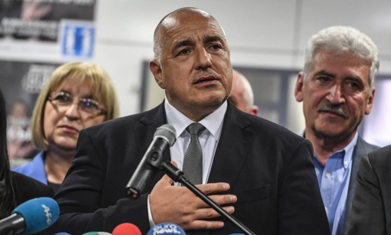 Βουλγαρία: Ο Μπορίσοφ δηλώνει ότι θα προχωρήσει στον σχηματισμό κυβέρνησης συνασπισμού
