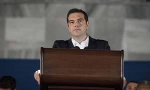 Τσίπρας: Ήρωας ο Μπελογιάννης γιατί παρέμεινε πιστός στις ιδέες του μέχρι την τελευταία στιγμή