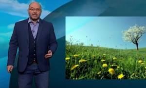 Καιρός: Τι προβλέπει μέχρι και την Παρασκευή ο Σάκης Αρναούτογλου (video)