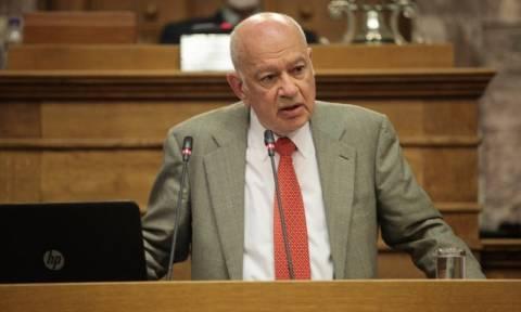 Αιχμές Παπαδημητρίου κατά ΔΝΤ - Ζητάνε από την Ελλάδα τα αντίθετα από αυτά που λένε