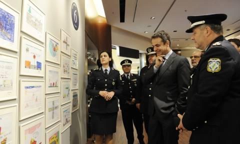 Μητσοτάκης: Ψηλά στις προτεραιότητές μας η οδική ασφάλεια