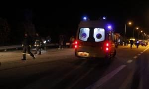Εύοσμος: Νέα τραγωδία στην άσφαλτο - Τέσσερα άτομα έχασαν τη ζωή τους σε τροχαίο