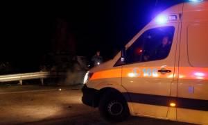 Τροχαίο με τέσσερις νεαρούς νεκρούς στον Εύοσμο: Οι πρώτες εικόνες από το σημείο (pics&vid)