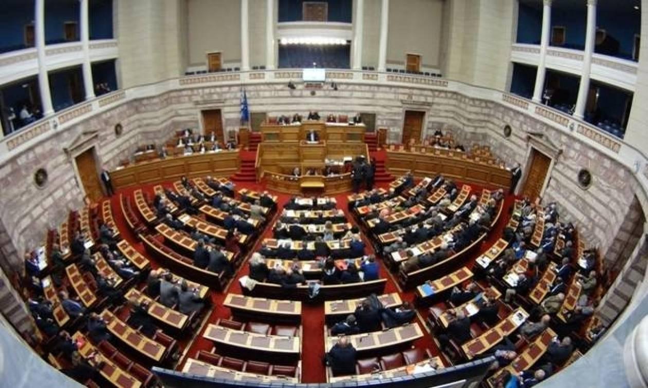 Βουλή LIVE: H συζήτηση για την προανακριτική για τον Γιάννο Παπαντωνίου