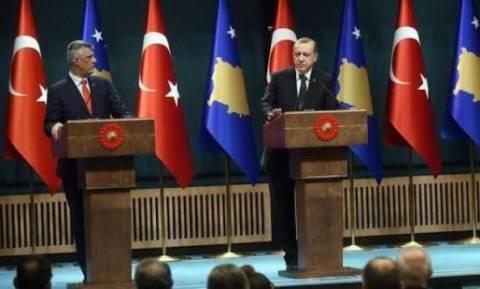 Η Τουρκία πρώτος χορηγός του «στρατού Κοσσυφοπεδίου»