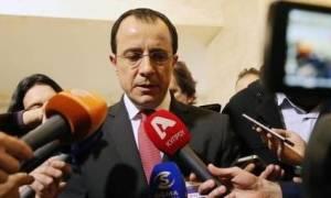 Επαφές του κυβερνητικού εκπροσώπου της Κύπρου στην Ουάσιγκτον