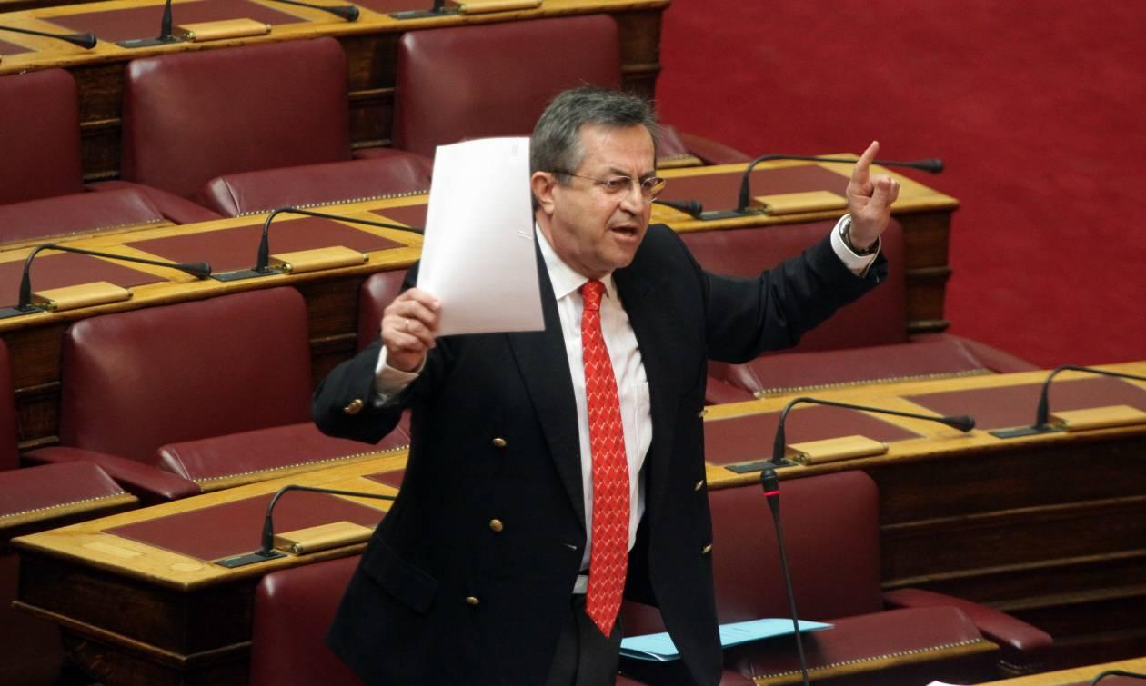 Νικολόπουλος: Η υπουργός Πολιτισμού δεν ξέρει ποια κειμήλια μας έχουν κλέψει οι Βούλγαροι!