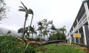 Σαρωτικό πέρασμα του τροπικού κυκλώνα Ντέμπι στην Αυστραλία