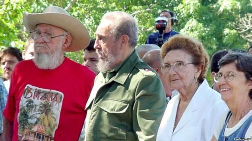 Θλίψη στην Κούβα: Πέθανε η αδερφή του Φιντέλ Κάστρο (pics)