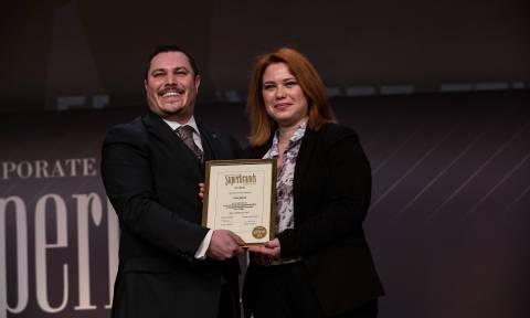 Frezyderm: Βραβεύτηκε ως το κορυφαίο Superbrand στην κατηγορία Προσωπικής Περιποίησης