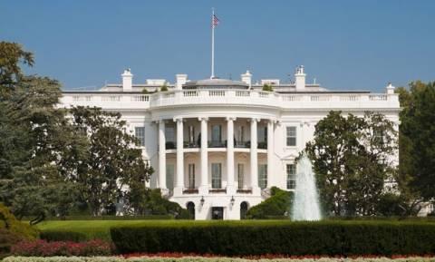 ΗΠΑ: Συναγερμός στο Λευκό Οίκο για ύποπτο δέμα - Μία σύλληψη (pics+vid)