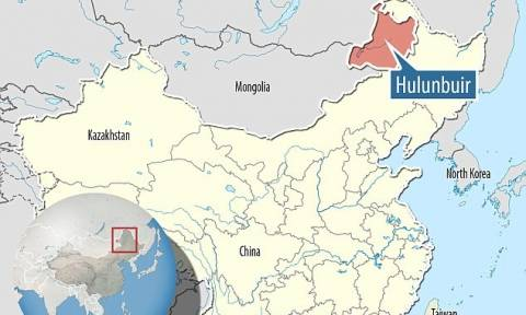 Γιατί η Κίνα κατασκευάζει τείχος από σίδερο στα σύνορα με τη Ρωσία (vid)