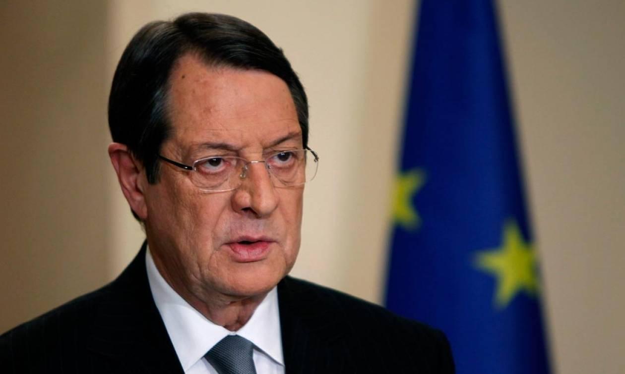 Κυπριακό: Mήνυμα Αναστασιάδη προς Ακιντζί ότι δεν συζητά μέτρα οικοδόμησης εμπιστοσύνης