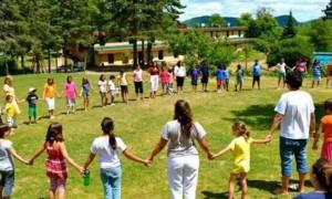 ΟΑΕΔ: Πρόγραμμα διαμονής παιδιών χαμηλόμισθων εργαζομένων και ανέργων σε κατασκηνώσεις