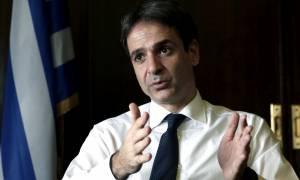 Μητσοτάκης: Γενναία ρύθμιση του χρέους με επέκταση περιόδου αποπληρωμής και μείωση επιτοκίων