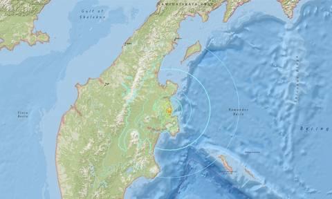 Ισχυρός σεισμός 6,6 Ρίχτερ στη Ρωσία - Προειδοποίηση για τσουνάμι