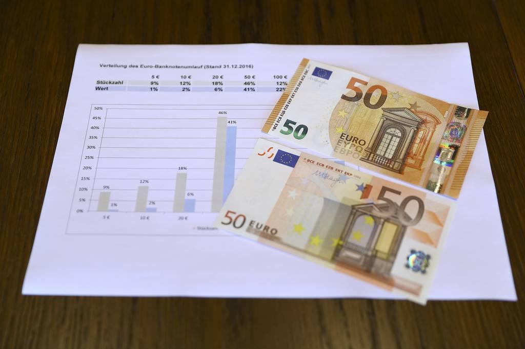 Τέλος στο… 50ευρω – Δείτε το νέο χαρτονόμισμα που θα κυκλοφορήσει σε λίγες ημέρες (pics-vid)