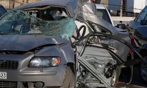 Τροχαίο Εύοσμος - Σοκ: Δείτε πώς έγινε το μοιραίο αυτοκίνητο (pics)