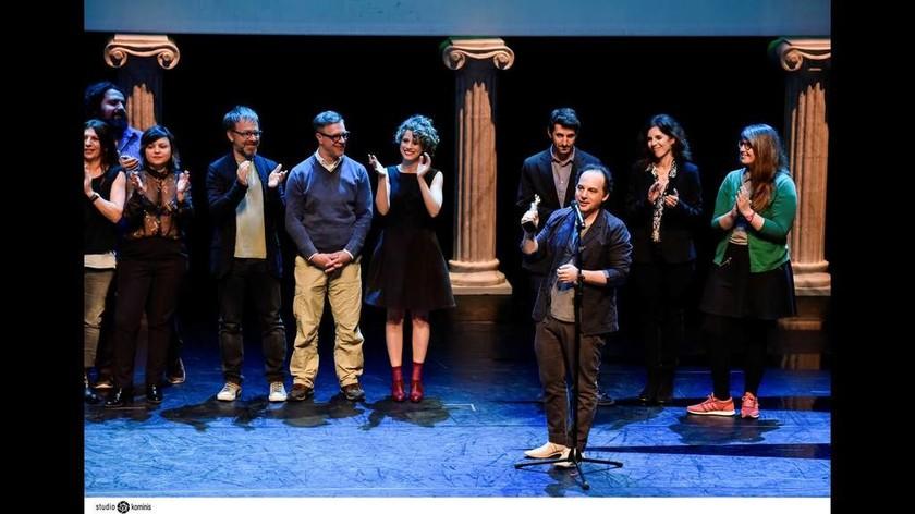 Η 8η Τελετή Απονομής Βραβείων ΙΡΙΣ της Ελληνικής Ακαδημίας Κινηματογράφου αποκλειστικά στην COSMΟΤΕ