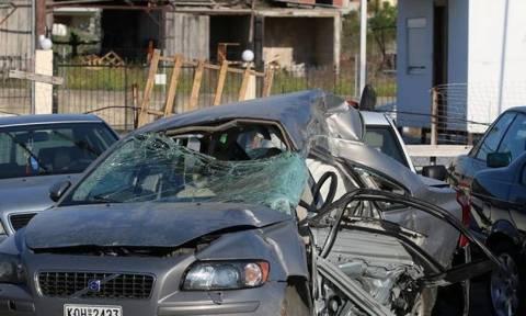 Εύοσμος: Θρήνος στο τελευταίο «αντίο» των δύο 17χρονων που σκοτώθηκαν στο μοιραίο τροχαίο