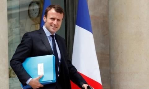 Φαβορί για τη Γαλλική Προεδρία ο Εμμανουέλ Μακρόν