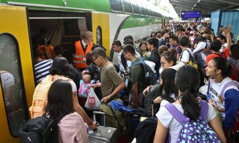 H Ευρωπαϊκή Ένωση επιδοτεί ταξίδια για νέους