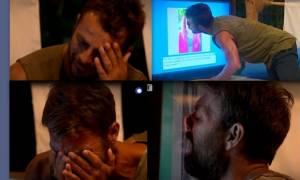 Survivor: «Λύγισε» ο Αγγελόπουλος όταν είδε τη μητέρα του - Κατέρρευσε ο Χανταμπάκης