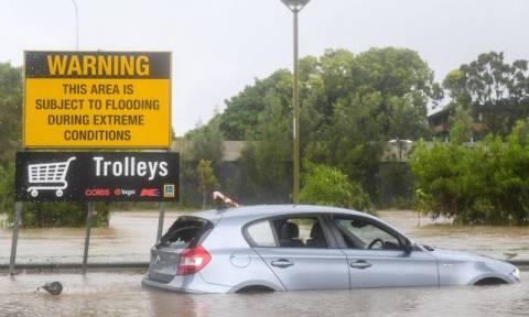 Thousands told to evacuate Australian town after cyclone brings flood fears