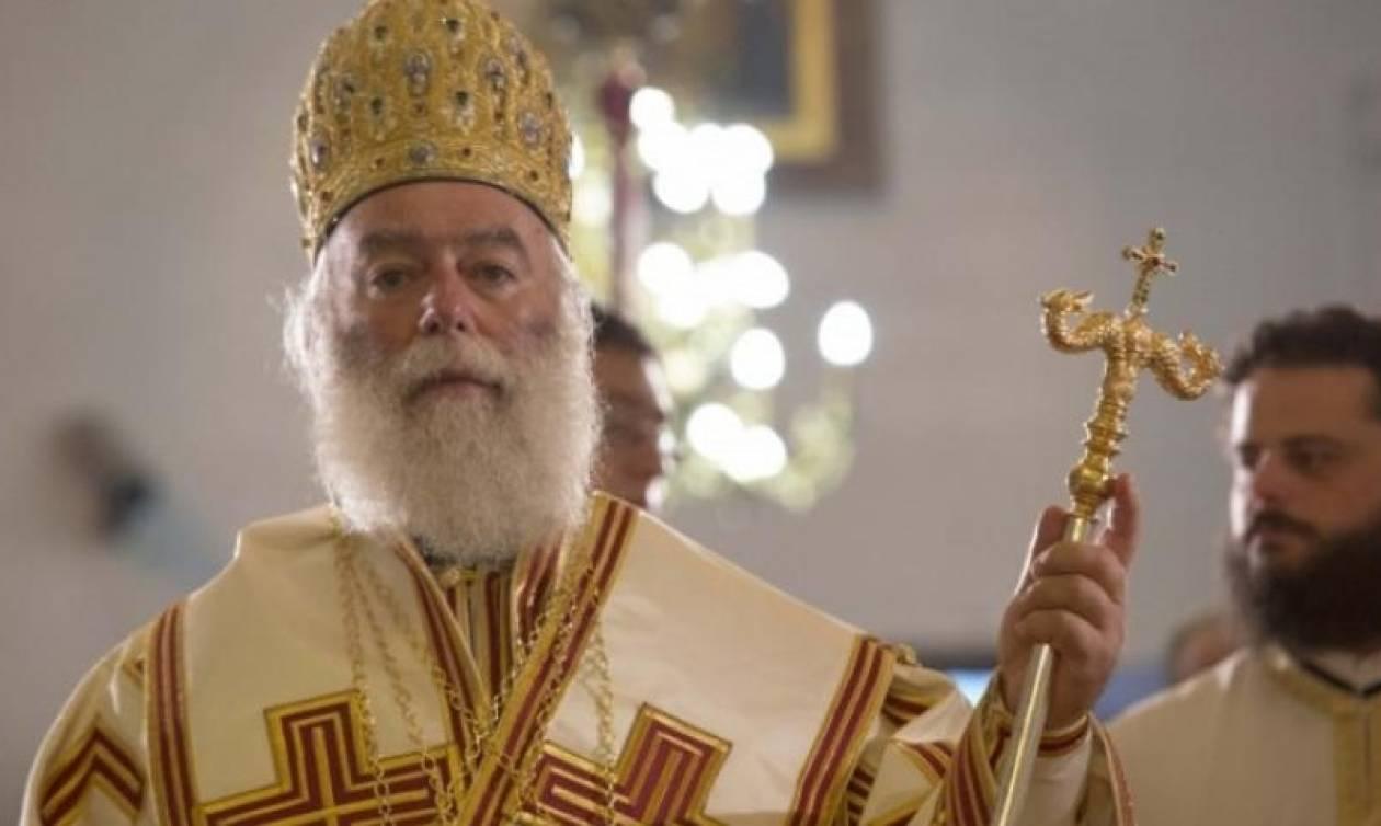 Πένθος για τον Πατριάρχη Αλεξανδρείας: Πέθανε η μητέρα του Κλεοπάτρα