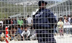 Eighteeen migrants sent back to Turkey