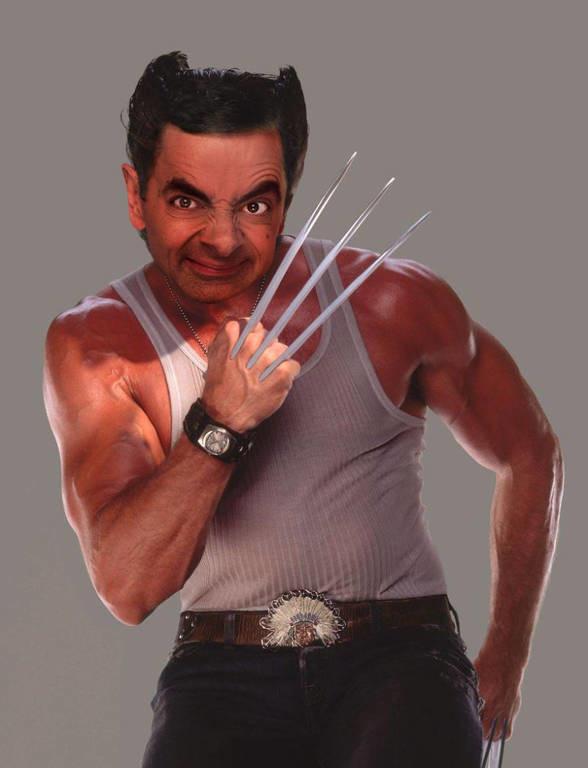 Διαδικτυακά τρολς «φωτοσοπάρουν» παντού το πρόσωπο του Mr. Bean και το αποτέλεσμα είναι ξεκαρδιστικό