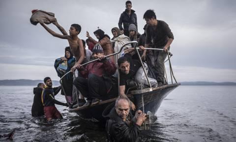 Ο ΟΗΕ κρούει τον κώδωνα του κινδύνου: Oι πρόσφυγες από τη Συρία ξεπέρασαν τα πέντε εκατομμύρια