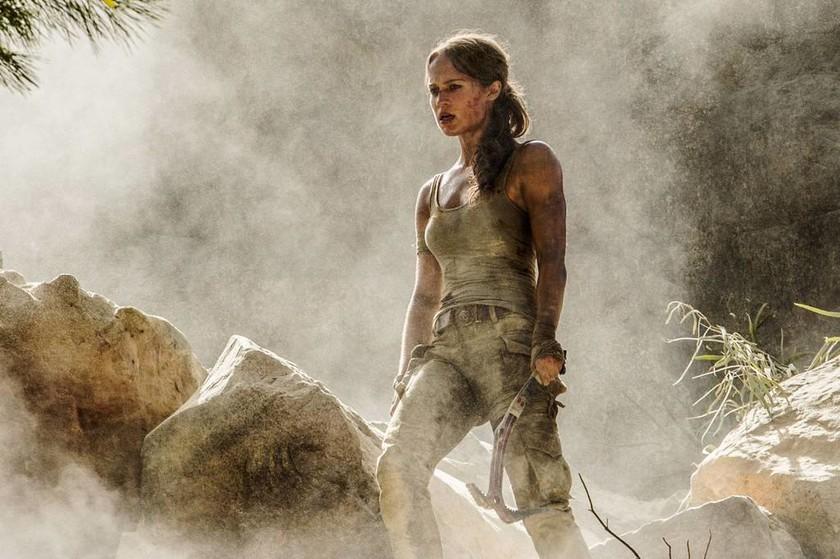 Αυτή είναι η νέα Λάρα Κροφτ – Δείτε τις πρώτες φωτογραφίες από τη ταινία Lara Croft and the Temple