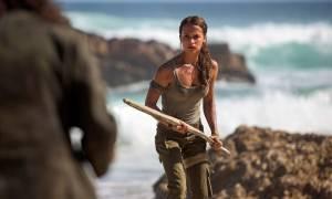 Αυτή είναι η νέα Λάρα Κροφτ – Δείτε τις πρώτες φωτογραφίες από την ταινία Lara Croft and the Temple