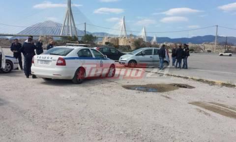 Θρίλερ στο Ρίο: Άνδρας βρέθηκε νεκρός μέσα σε αυτοκίνητο (pics+vid)