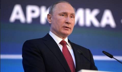 Россия исходит из того, что в Арктике нет потенциала для конфликтов, заявил Путин