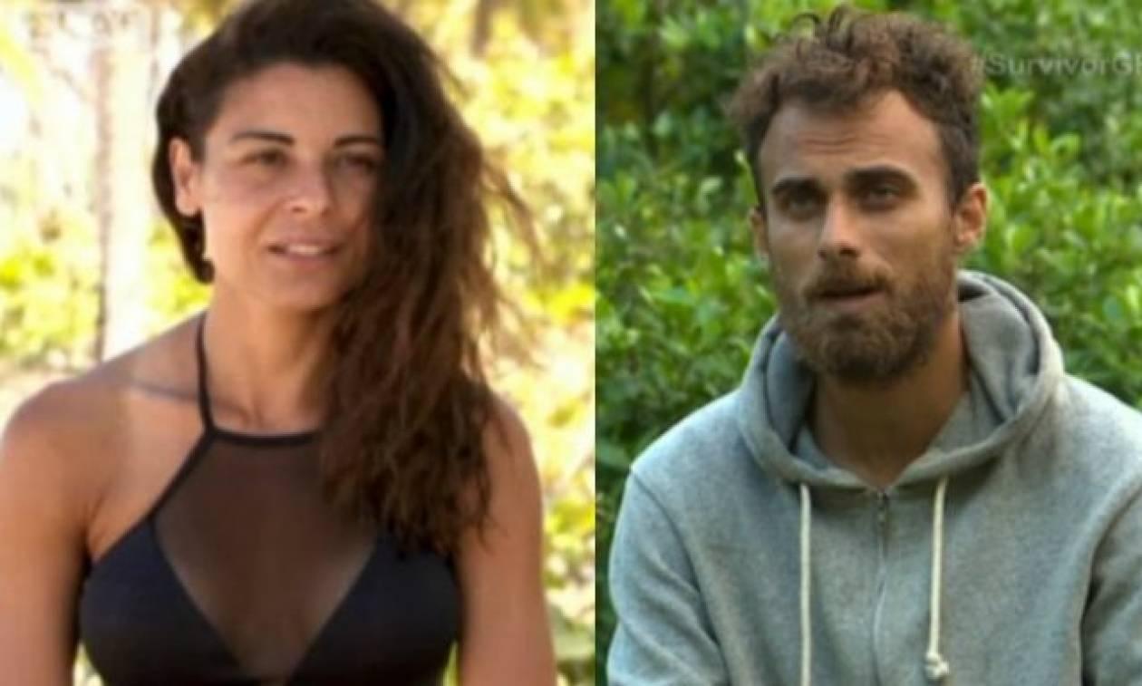 Τροχαίο στο Survivor: Τραυματίστηκαν Ειρήνη Κολιδά και Μάριος Ιωαννίδης