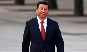 Ο Ντόναλντ Τραμπ συναντά για πρώτη φορά τον Κινέζο πρόεδρο