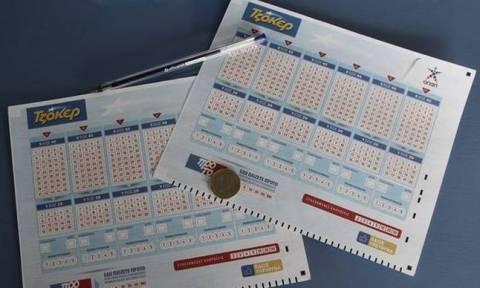 Τζόκερ Κλήρωση [1796]: Αυτοί είναι οι αριθμοί που κερδίζουν τις 700.000 ευρώ!