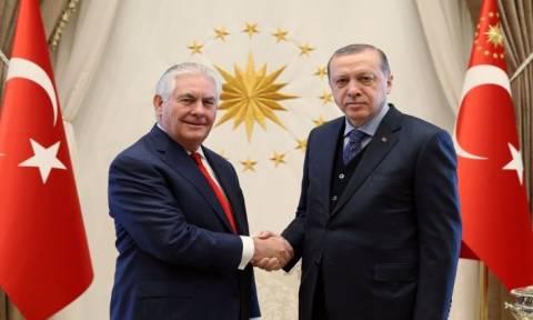 Τουρκία: Τι ζήτησε ο Ερντογάν από τον Αμερικανό ΥΠΕΞ
