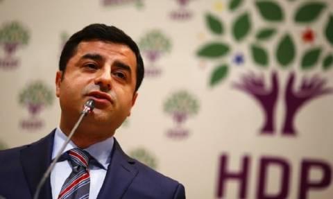 Τουρκία: Ο φυλακισμένος κούρδος ηγέτης Ντεμιρτάς ξεκίνησε απεργία πείνας