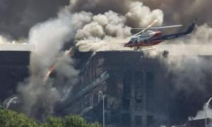Για πρώτη φορά στη δημοσιότητα φωτογραφίες-σοκ του FBI από την επίθεση της 9/11 στο Πεντάγωνο