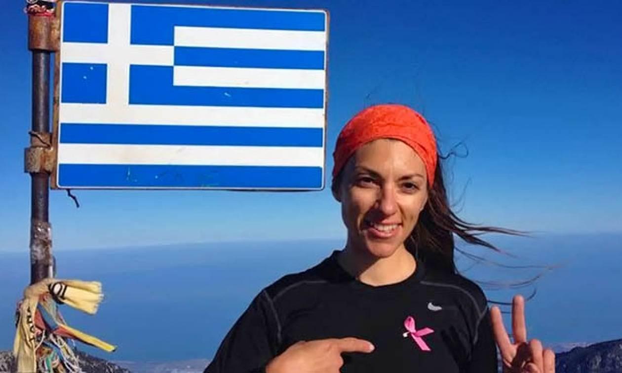 Για την κορυφή του Έβερεστ ξεκινά σήμερα η Ελληνίδα ορειβάτισσα Κική Τσακαλδήμη!