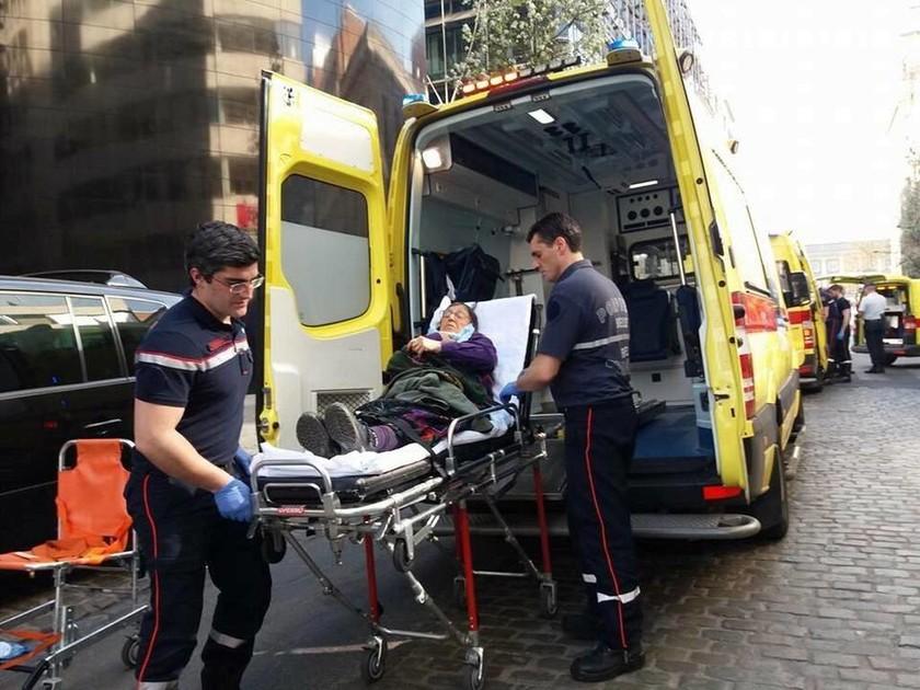 Άγριο ξύλο μεταξύ οπαδών και αντιπάλων του Ερντογάν στις Βρυξέλλες - Τουλάχιστον έξι τραυματίες
